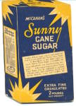 Rare McCahan Sunny Cane Sugar Cookbook