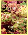Click here to enlarge image and see more about item PFSV10: 300 sensational salads