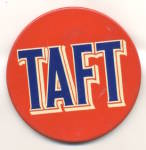 Robert Taft Button