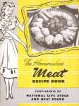 Click here to enlarge image and see more about item PMP5: The Homemakers Meat Recipe Book