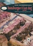 Good Housekeeping's Hamburger & Hot Dog  Cook Book