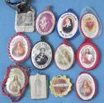 Vintage Cloth Scapulars
