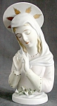 Click here to enlarge image and see more about item RC9: Vintage Lefton's Holy Virgin Mary/Madonna