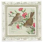 Victorian Reward of Merit Birds