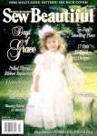 Click here to enlarge image and see more about item SEW36: Sew Beautiful Easter 1997