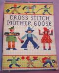 Vintage Mother Goose Cross Stitch Book