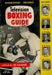 Click here to enlarge image and see more about item SPH2: 1954 Television Boxing Guide Magazine