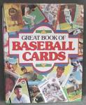 Click here to enlarge image and see more about item SVBM40: Great Book of Baseball Cards