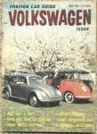 Click here to enlarge image and see more about item TAC2: Foreign Car Guide Volkswagen Issue