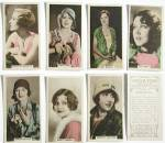 Click here to enlarge image and see more about item TCCP15: Cinema Stars Cigarette Cards