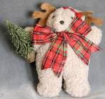 Click to view larger image of Reindeer Bear, Santa Bear & Russian Bear Set of 3 (Image1)