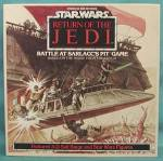 Vintage Star Wars Return Of The Jedi Game