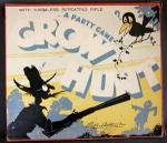 Click here to enlarge image and see more about item TG223: Vintage Crow Hunt Game
