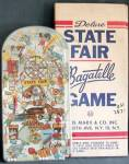 Vintage State Fair Pinball Game