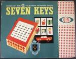 Vintage Seven Keys ABC TV Game
