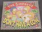 Click here to enlarge image and see more about item TG355: Simpsons Don't Have A Cow Game