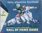 Vintage foto-electric football Game