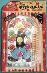 Click here to enlarge image and see more about item TGM1: Vintage Popeye Pinball Unopened