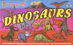 Click to view larger image of Fuzzy Felt Dinosaur Picture Making Set (Image1)