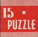 Click here to enlarge image and see more about item TP11: Vintage 15 Puzzle