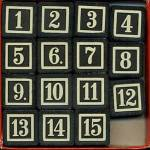 Click to view larger image of Vintage 15 Puzzle (Image3)