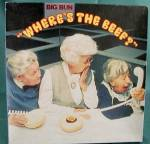 "Vintage ""Where's the Beef?"" Jigsaw Puzzle"