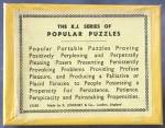 Click to view larger image of Vintage Harlequin Dexterity Game Puzzle (Image2)