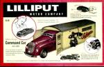 Click here to enlarge image and see more about item TT24: Lilliput Motor Company May 1995 Hobby Catalog