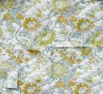 Click here to enlarge image and see more about item TVFAB17: Vintage Italian Fabric
