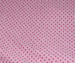 Vintage Diamond Pattern Polyester Knit Fabric