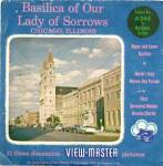 Click here to enlarge image and see more about item TVR10: Basilica of Our Lady Sorrows View-Master Packet