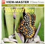 Click here to enlarge image and see more about item TVR20: Butterflies of North America View-Master Packet