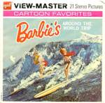 Click here to enlarge image and see more about item TVR23: Barbie's Around The World Trip View-Master Packet