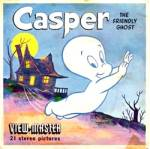 Casper The Friendly Ghost View-Master Packet