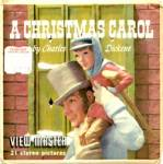 Click here to enlarge image and see more about item TVR26: A Christmas Carol View-Master Packet
