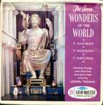 Wonders of the World View-Master Packet
