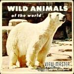 Click here to enlarge image and see more about item TVR33: Wild Animals View-Master Packet