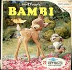 Click here to enlarge image and see more about item TVR35: Bambi View-Master Packet