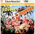 Click here to enlarge image and see more about item TVR36: Muppets Go Hawaiian View-Master Packet