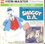 Click here to enlarge image and see more about item TVR38: The Shaggy D.A. View-Master Packet