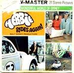 Click here to enlarge image and see more about item TVR55: Herbie Rides Again View-Master Packet