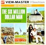 Click here to enlarge image and see more about item TVR59: Six Million Dollar Man View-Master Packet