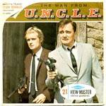 The Man From U.N.C.L.E. View-Master Packet