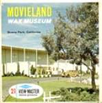 Movieland Wax Museum View-Master Packet