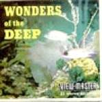 Wonders of the Deep View-Master Packet