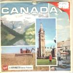 Vintage Canada View-Master Packet