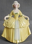 Click here to enlarge image and see more about item VBE6: Vintage Madam Pompadour Dresser Doll