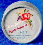 Click here to enlarge image and see more about item VBE65: Sample Sachet Box Debutante Mystic Moment