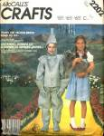 Click here to enlarge image and see more about item VSPAT12: McCall's Pattern Travel The Yellow Brick Road To Oz
