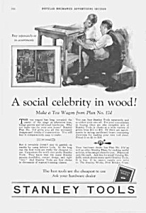 1927 STANLEY CHEST of TOOLS Ad (Image1)
